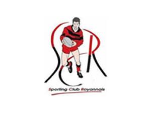 Sporting Club Royannais - Logo noir et rouge
