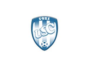 Union Sportive Chattoise - Logo bleu et blanc