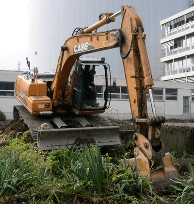 Equipement terrassement et voirie toutenvert