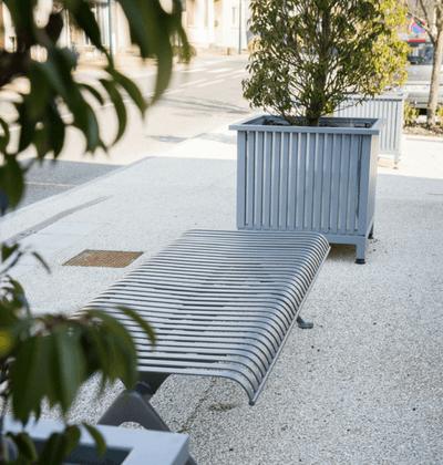 Saint Verand en Isère - Aménagement urbain