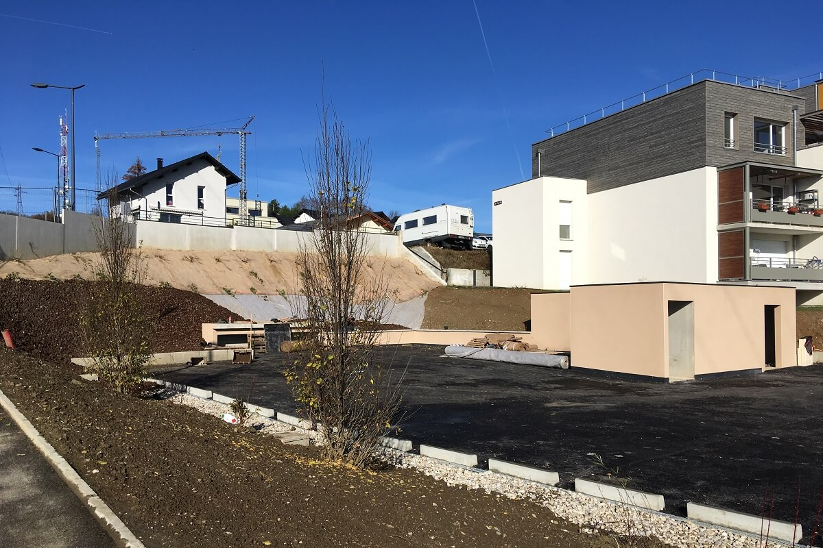 BASSENS Villa les Monts Aménagement