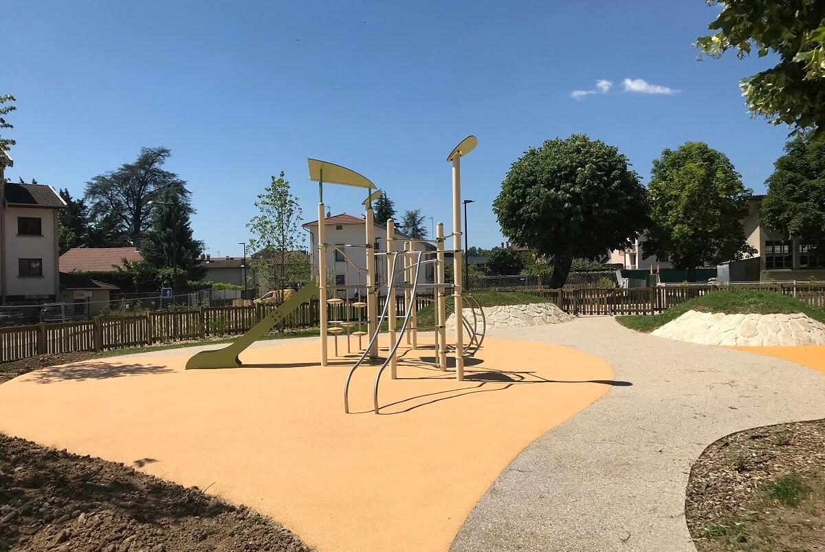Parc Providence aménagement