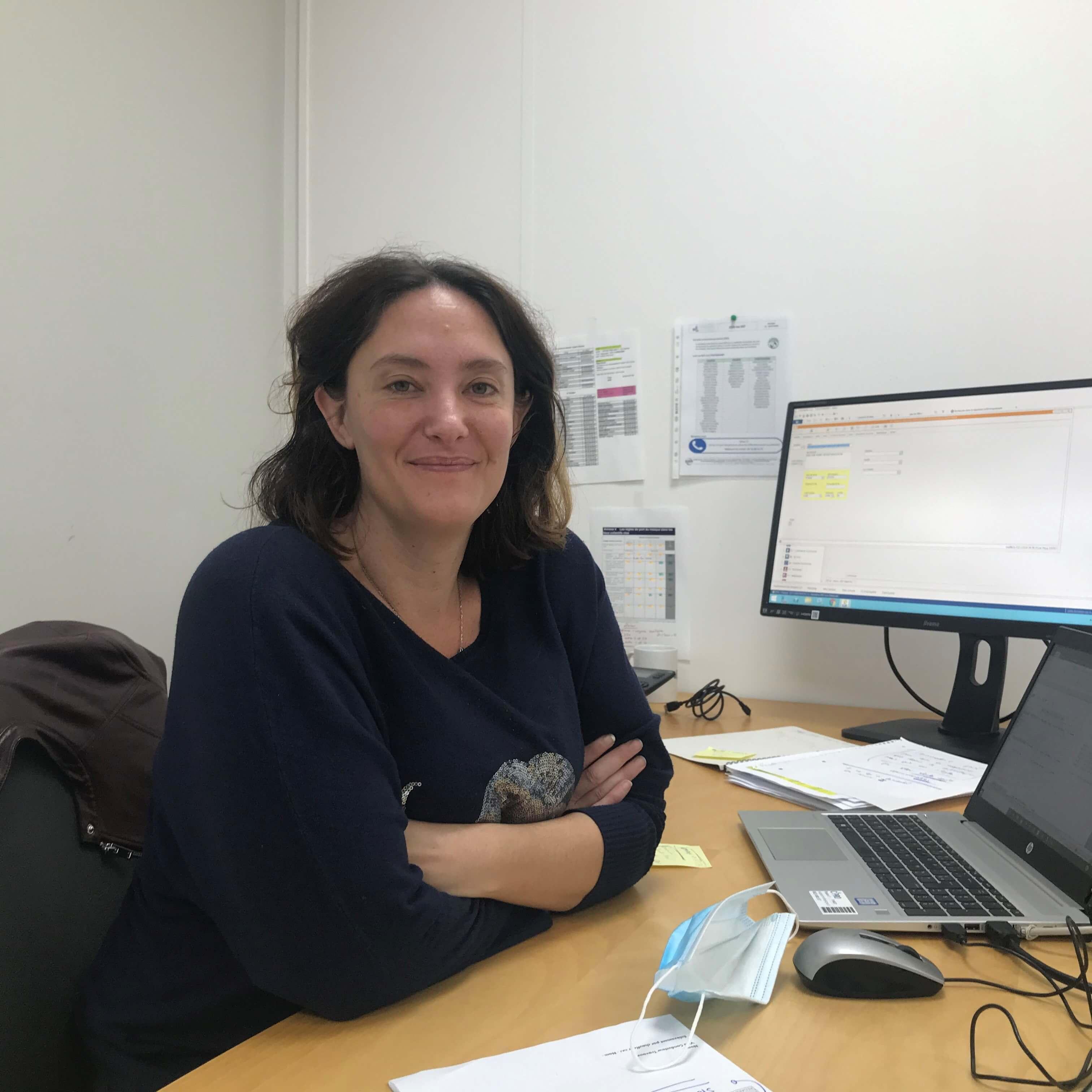 Maya SOUPLY Directrice du Développement