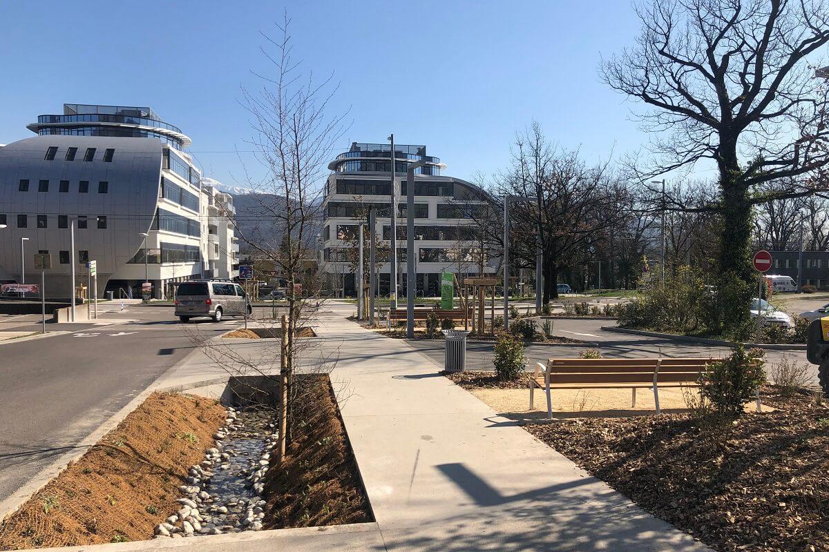 Aménagements urbains & paysagers