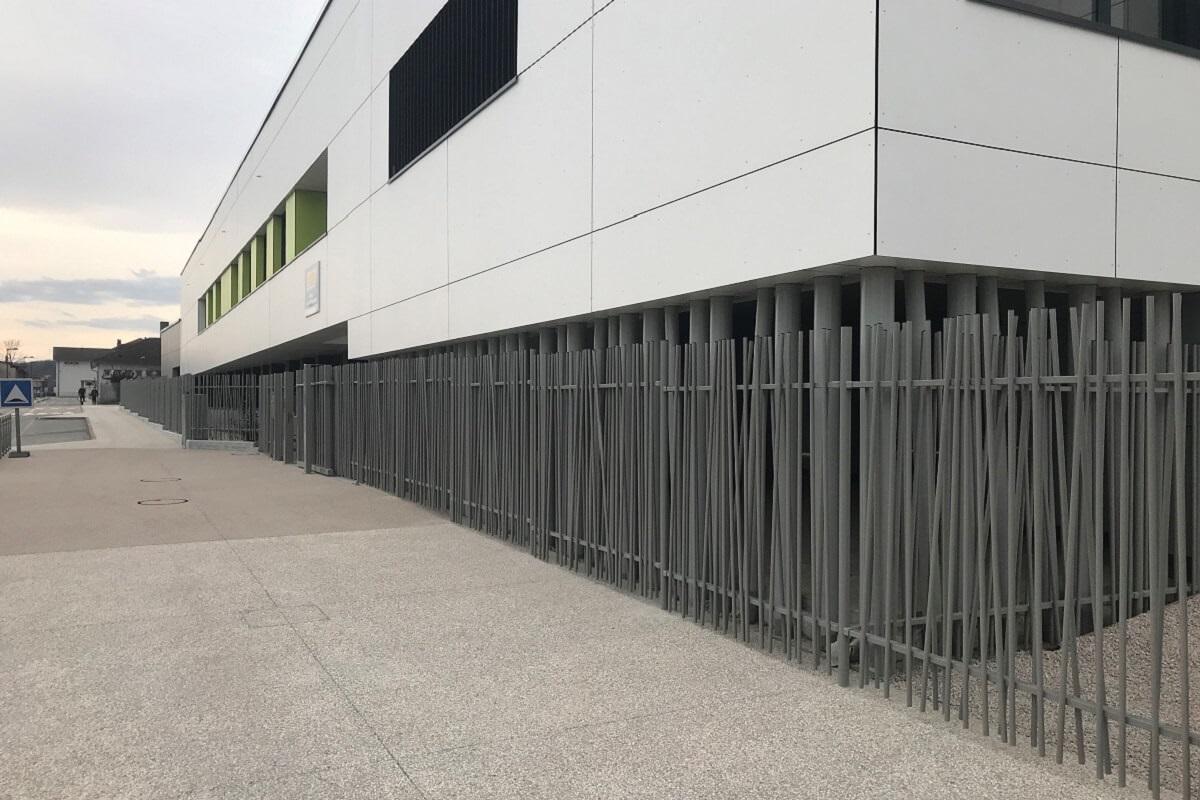 Collège Chassigneux Clôtures & portails